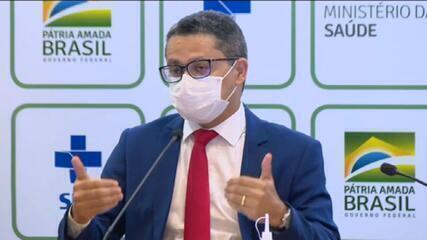 Secretários de Saúde respondem a Pazuello: 'Todo mundo no limite'