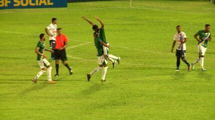 Os melhores momentos e gols de Altos 2 x 1 Confiança pela rodada 1 da Copa do Nordeste