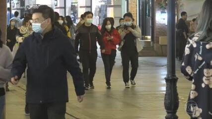 VÍDEO: primeiro epicentro de Covid-19, Wuhan, na China, volta à vida normal