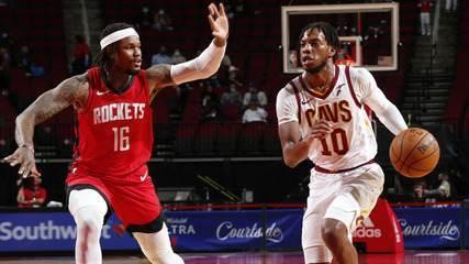 Melhores momentos: Houston Rockets 90 x 101 Cleveland Cavaliers pela NBA