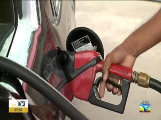Preço do litro da gasolina aumenta no Maranhão