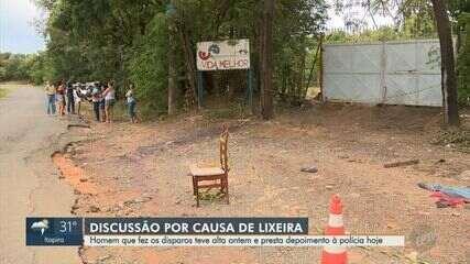 Homem que matou dois em Artur Nogueira alega legítima defesa