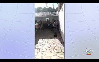 Festa clandestina com cerca e 50 pessoas é encerrada em Cruzeiro