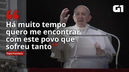 VÍDEO: Papa vai visitar o Iraque e pede orações para que viagem seja tranquila