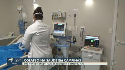 Fase vermelha: prefeito de Campinas fala sobre novas medidas de restrição na cidade