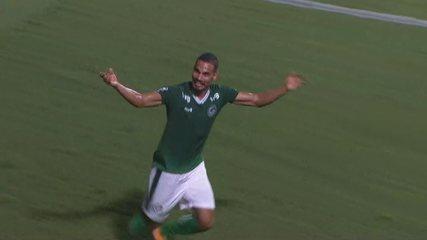 Veja o gol de Madison para o Goiás contra o Goianésia