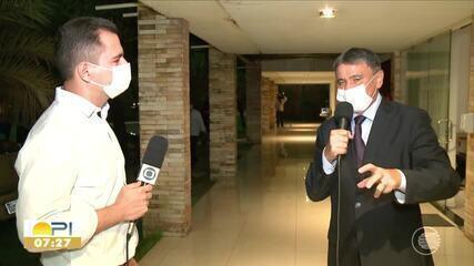 MP pede na Justiça a criação de novos leitos de UTI no Piauí