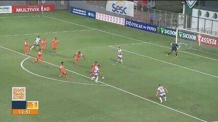 Após derrota na estreia, Patrocinense vence Coimbra pela Campeonato Mineiro.
