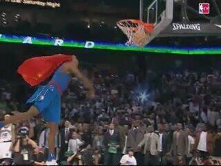 Dwight Howard Superman (2008)