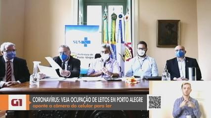 Prefeitura anuncia 100 leitos clínicos para pacientes com Covid-19 em Porto Alegre