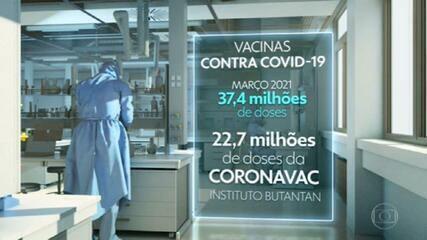 1.700 prefeitos se juntaram ao consórcio para comprar vacinas.