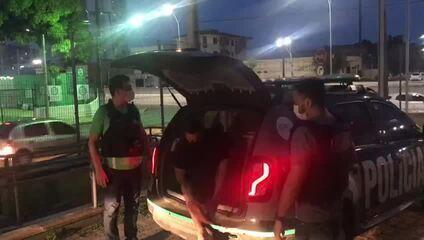 Foragido da Justiça é preso em hotel em Fortaleza
