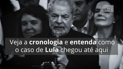 Cronologia: entenda os processos e condenações de Lula na Lava Jato