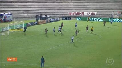 Bahia goleia o Campinense da Paraíba por 7 a 1 pela Copa do Brasil