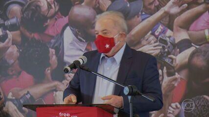Lula fala pela 1ª vez após anulação de condenações pelo ministro Edson Fachin
