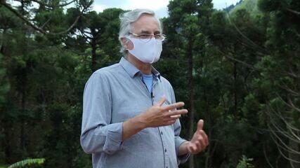 Fernando Parracho: o apresentador de TV que virou agricultor