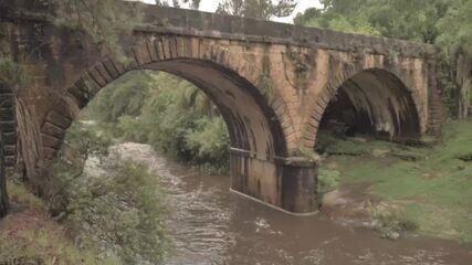 Conheça histórias de pontes do Paraná com o 'Estúdio C'