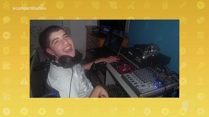 DJ de 22 anos com paralisia cerebral é exemplo de garra e superação