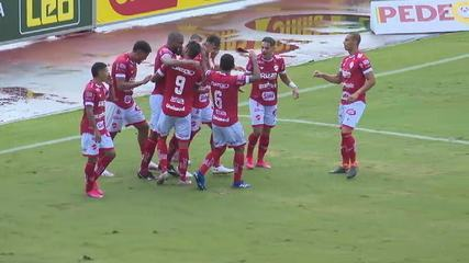 Veja gol de Saimon no Campeonato Goiano