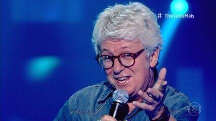 Oscar Henriques canta 'Honesty'