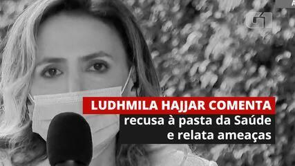 Cardiologista Ludhmila Hajjar comenta recusa à pasta da Saúde e relata ameaças