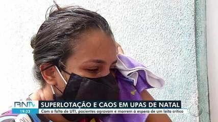 Filha perde o pai e o avô que estavam internados com Covid na UPA de Cidade Satélite