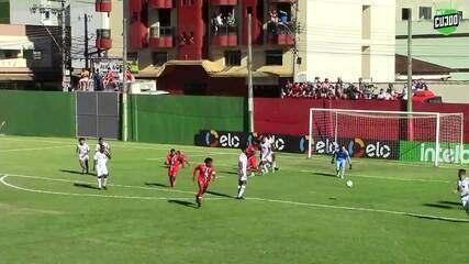 Melhores momentos de Rio Branco VN 1 x 1 ABC, pela Copa do Brasil 2021