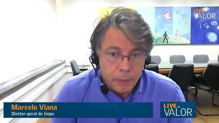 Matemática tem peso crescente em processos de novas tecnologias, diz Viana, do Impa