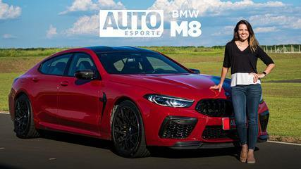 M8 Gran Coupé Competition, o BMW mais caro (e dono da ficha técnica mais insana) do Brasil
