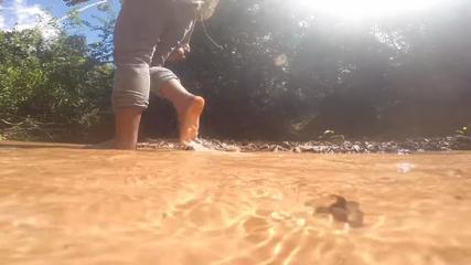 Professor viaja mais de 6 mil km de bicicleta e produz documentário sobre o valor da água