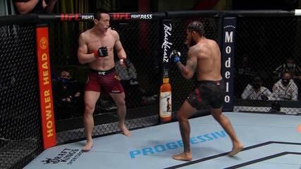 Melhores Momentos do UFC Brunson x Holland
