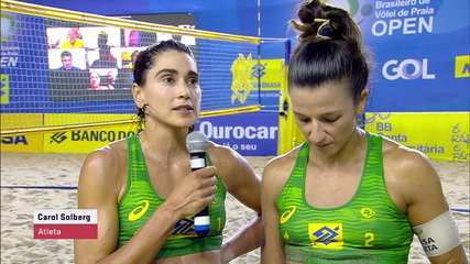 Carol Solberg fala sobre o momento da Covid no Brasil