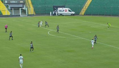 Figueirense 0 x 0 Criciúma: Assista aos melhores momentos da partida