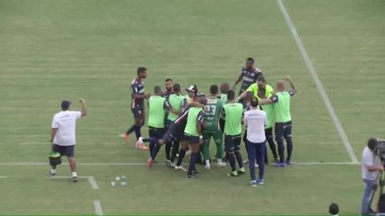 Londrina 3x3 Cianorte: veja os gols do jogo da quarta rodada do Campeonato Paranaense