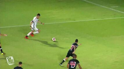 Melhores momentos: Vasco 1 x 1 Botafogo pela 4ª rodada do Carioca 2021