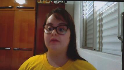 Vereadora com síndrome de down toma posse em Santo Ângelo