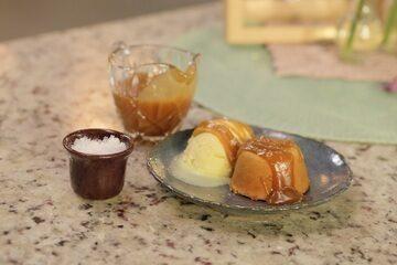Caramelo salgado da Carole Crema