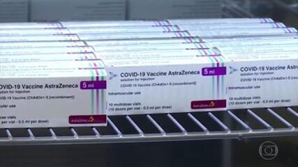 Estudo reafirma eficácia da vacina Oxford/AstraZeneca, inclusive em idosos