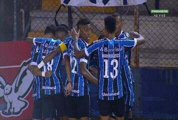 Veja os melhores momentos de São José 1x1 Grêmio, pela 3ª rodada do Gauchão