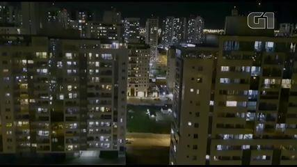 Panelaço em Águas Claras durante pronunciamento do presidente Jair Bolsonaro