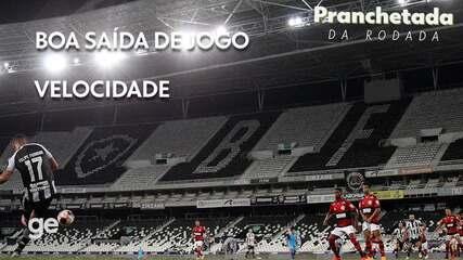 Pranchetada da rodada: Flamengo, mesmo reserva, já tem pinta de campeão