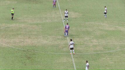 Gols e melhores momentos de Coritiba 2 x 1 Cascavel CR