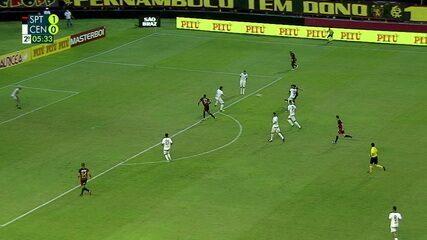 Melhores momentos de Sport 2 x 0 Central pela 4ª rodada do Campeonato Pernambucano