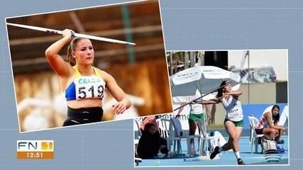 Competidoras do atletismo compartilham histórias de vida e palavras de incentivo