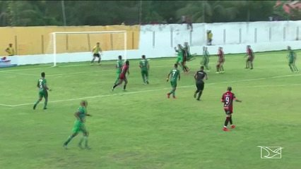Juventude 2 x 0 Pinheiro, Campeonato Maranhense