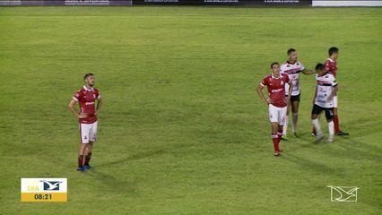 Imperatriz 0 x 0 Juventude, Campeonato Maranhense
