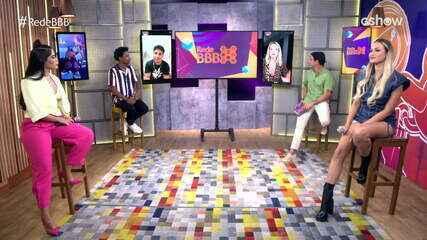 Mesa BBB recebe Sarah, Thaynara OG, influenciadores e ex-BBB; confira!