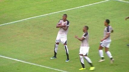 Gol do Ceará! Aos 33 do 1ºT, Cléber amplia placar contra Sport