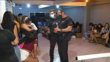 Polícia de São Paulo interrompe festa clandestina na Zona Sul