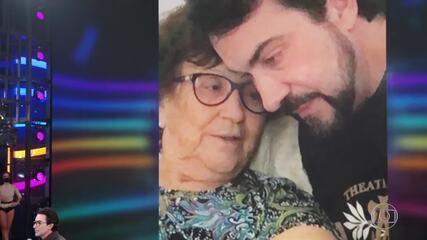 Padre Fábio de Melo comenta sobre falecimento de sua mãe na pandemia